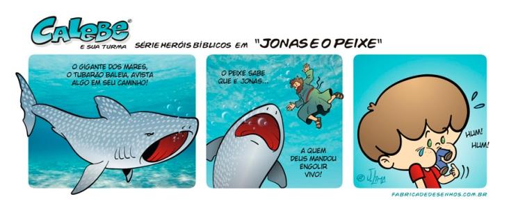 30 - Calebe - Jonas