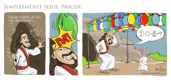 Simplesmente Jesus Páscoa