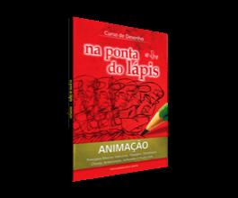 Livro de animacao Na Ponta do Lapis