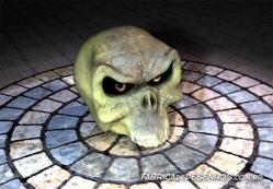 Modelagem 3d Cranio