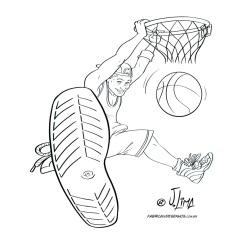 desenho-colorir-basquete.