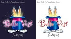Logo para confecção Bella Vest