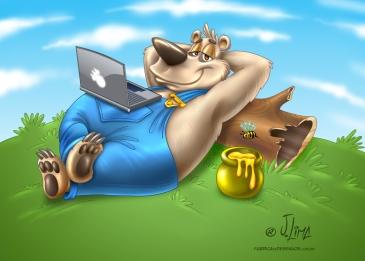 Urso internet
