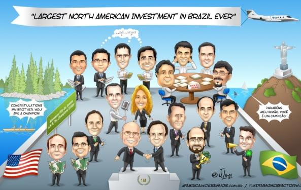 caricatures caricaturas credit suisse evento jlima