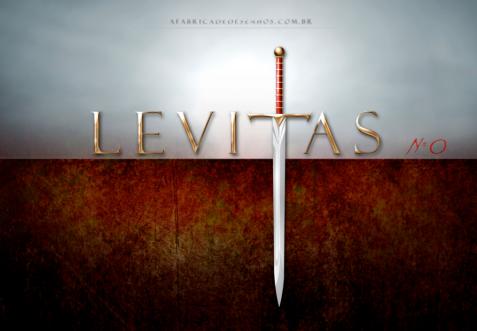 levitas espada capa guerreiros de deus jlima