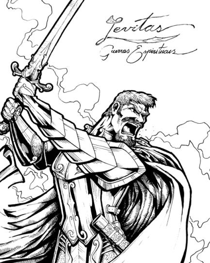 manasses urin guerreiro deus levitas jlima