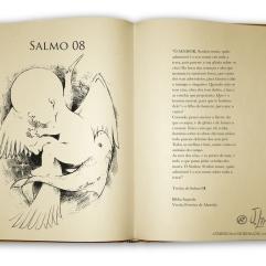 salmo 08 ilustrado desenho jlima ferreira almeida