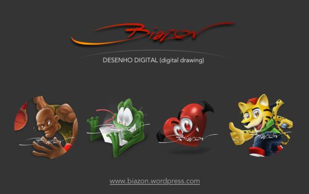 biazon desenho drawing digital art arte