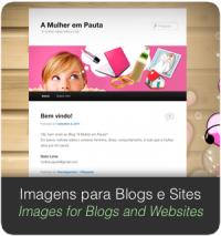 Banner SERVIÇOS Home Imagens para Blogs e Sites Images for Blogs and Websites