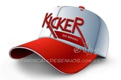 Ícone boné Kicker
