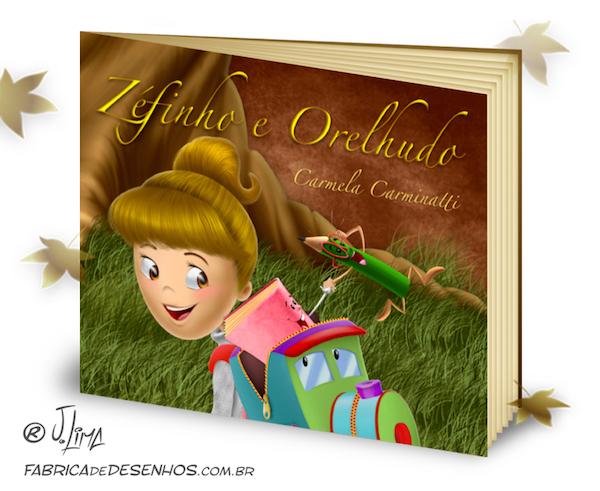 livro Carmela apresentacao capa j. lima