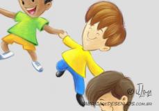 ciranda criancas children playing jlima 3