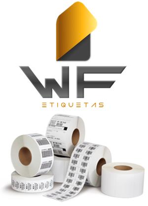 Logo 3 WF etiquetas