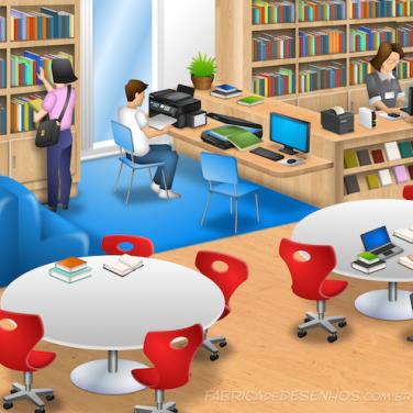Biblioteca, cliente: EPSON
