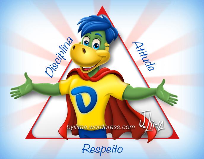 Super Dino Danoninho danone mascot design character design croqui color 3d by jlima