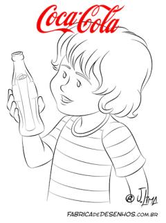 Livro Ponte Para Noel Para Colorir Cliente Coca Cola Confira