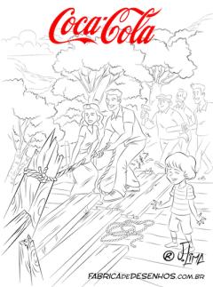 livro-para-desenhos-colorir-coca-cola-natal-2015-edico-limitada-ponte-noel jlima 5
