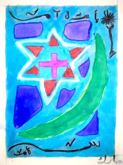 Desenho de Mobarak