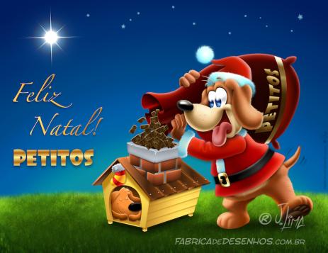 merry-christmas-good-card-parties-gift-mascote-mascot-design-character-personagem-dog-cachorro-cao-natal-presente-cartao-desenho-2016-illustration-santa-claus-papai-noel