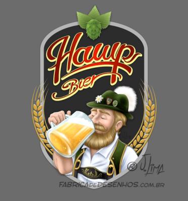 hawp-bier-rotulo-cerveja-bebida-artesanal-alemao-chops-caneca-mascote-personagem-embalagem-design-mascot-character-jlima-desenho-ilustracao-illustration-sketch-croqui-esboco-aprovado