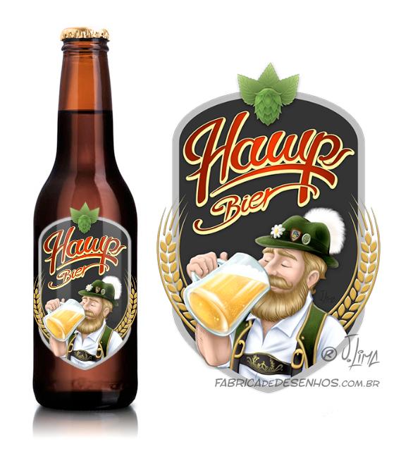 hawp-bier-rotulo-cerveja-bebida-artesanal-alemao-chops-caneca-mascote-personagem-embalagem-design-mascot-character-jlima-desenho-ilustracao-illustration-sketch-croqui-esboco-projeto