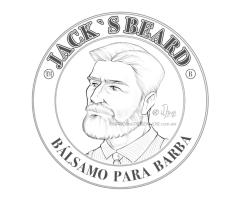 barbearia barba beard balsamo barbear homem man jack desenho ilustracao arte design character illustration jlima draw vetor vector perfil men jovem rosto face sketch croqui esboco rafi