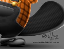 castor beaver mascot design character personagem mascote ilustracao illustration desenho draw 3d color cores jlima pose capacete construcao pá toca pedreiro construtor 3
