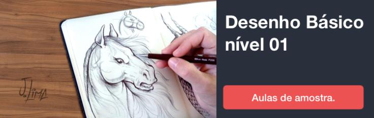 banners cursos 2018 desenho basico nivel 1