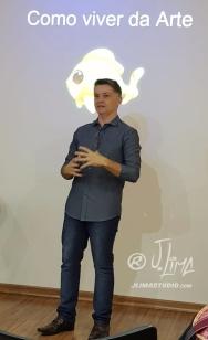 palestra e exposição j. lima como viver da arte na ahead 1