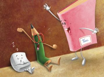 Personagen livro infantil